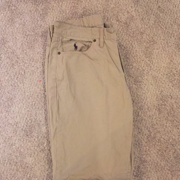 Polo by Ralph Lauren Other - Ralph Lauren Polo men khaki pants size 34/32